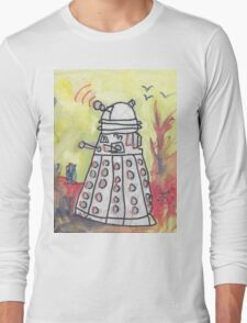 EXTERMINATE! Redux Long Sleeve T-Shirt
