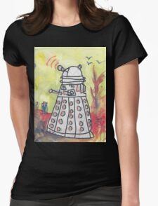 EXTERMINATE! Redux Womens Fitted T-Shirt