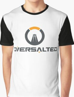 Oversalted | Overwatch Graphic T-Shirt