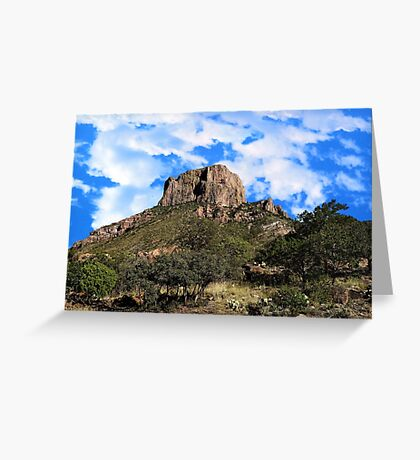 Desert High  Greeting Card