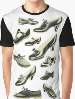 Shoe Fetish Graphic T-Shirt