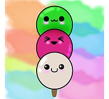Dango Photographic Print