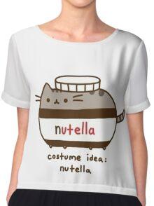 Costume idea Nutella Chiffon Top