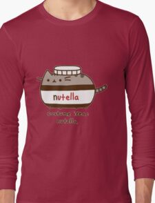 Costume idea Nutella Long Sleeve T-Shirt