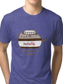 Costume idea Nutella Tri-blend T-Shirt