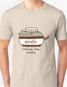 Costume idea Nutella Unisex T-Shirt