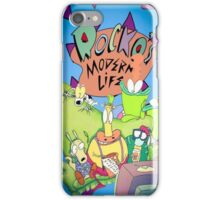Rocko's Modern Family iPhone Case/Skin