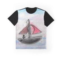 Silent seas Graphic T-Shirt