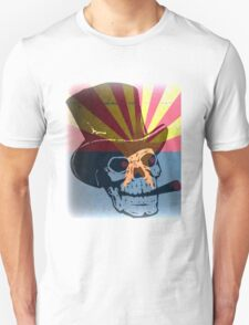 Arizona Skull & Top Hat T-Shirt