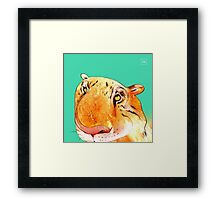 Sebastian | Color A Series Framed Print