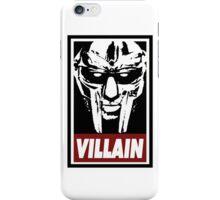 Villain | DOOM iPhone Case/Skin