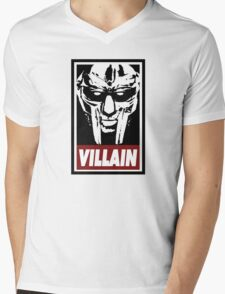 Villain | DOOM Mens V-Neck T-Shirt