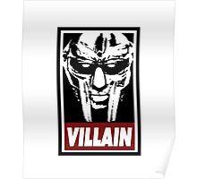 Villain | DOOM Poster