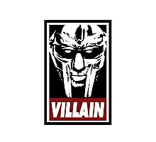 Villain | DOOM Photographic Print