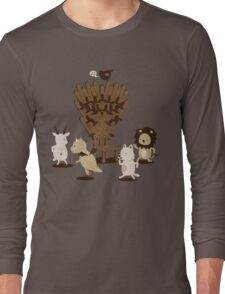 Game Of Musical Thrones Long Sleeve T-Shirt