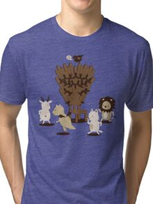 Game Of Musical Thrones Tri-blend T-Shirt
