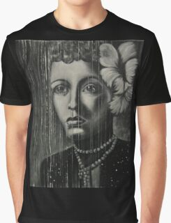 Billie Holiday - low ink Graphic T-Shirt