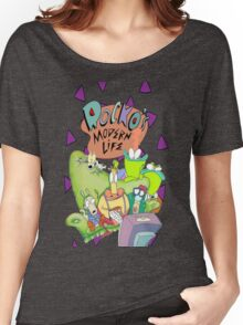 Rocko's Modern Family Women's Relaxed Fit T-Shirt