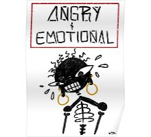 Angry 'N' Emotional Poster