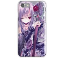 Clever Anime iPhone Case/Skin