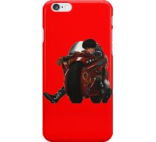 Kaneda on his bike iPhone Case/Skin