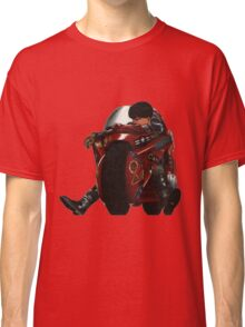 Kaneda on his bike Classic T-Shirt