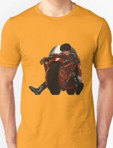 Kaneda on his bike T-Shirt