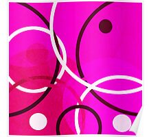 Random Pink Poster