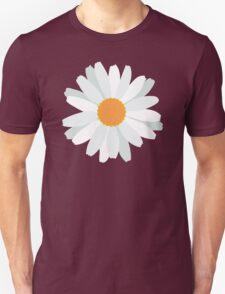 White Daisy Unisex T-Shirt