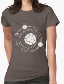 It's quidditch time! Womens Fitted T-Shirt