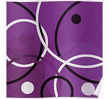 Random Purple Poster