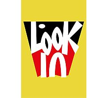 Look-In Photographic Print