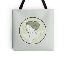 The Lady Of The Pond Tote Bag