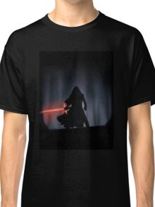 Kylo Ren in the Forest Classic T-Shirt