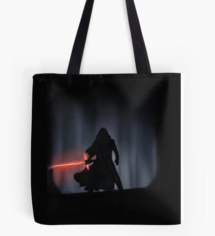 Kylo Ren in the Forest Tote Bag