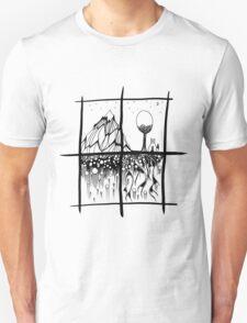 Night time Unisex T-Shirt