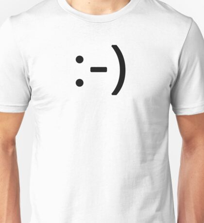 :-) Unisex T-Shirt