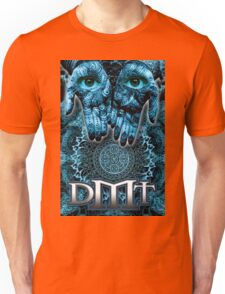 DMT - Blue Hands Unisex T-Shirt