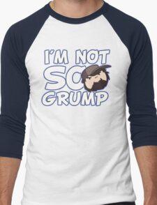 Im Not So Grump Men's Baseball ¾ T-Shirt