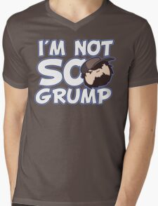 Im Not So Grump Mens V-Neck T-Shirt