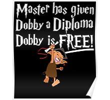 Dobby Graduate- No year Poster