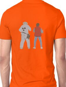 Back (s) to the Future  Unisex T-Shirt