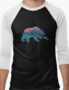 Bear Country Men's Baseball ¾ T-Shirt