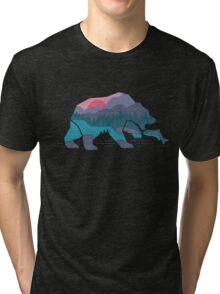 Bear Country Tri-blend T-Shirt