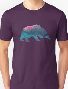 Bear Country Unisex T-Shirt