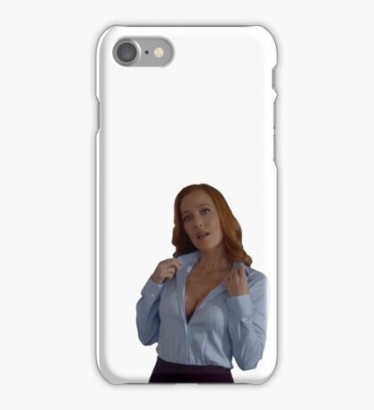 scully ;) iPhone Case/Skin