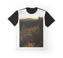 Colorado Sunset Graphic T-Shirt