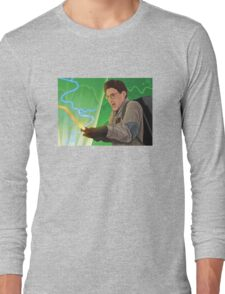 I Looked At The Trap Ray! Long Sleeve T-Shirt