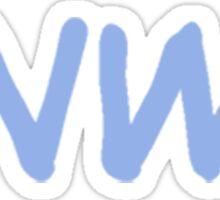 NW Sticker