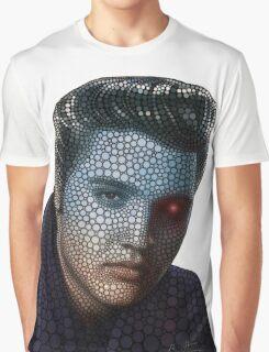 POP ART Elvis Graphic T-Shirt